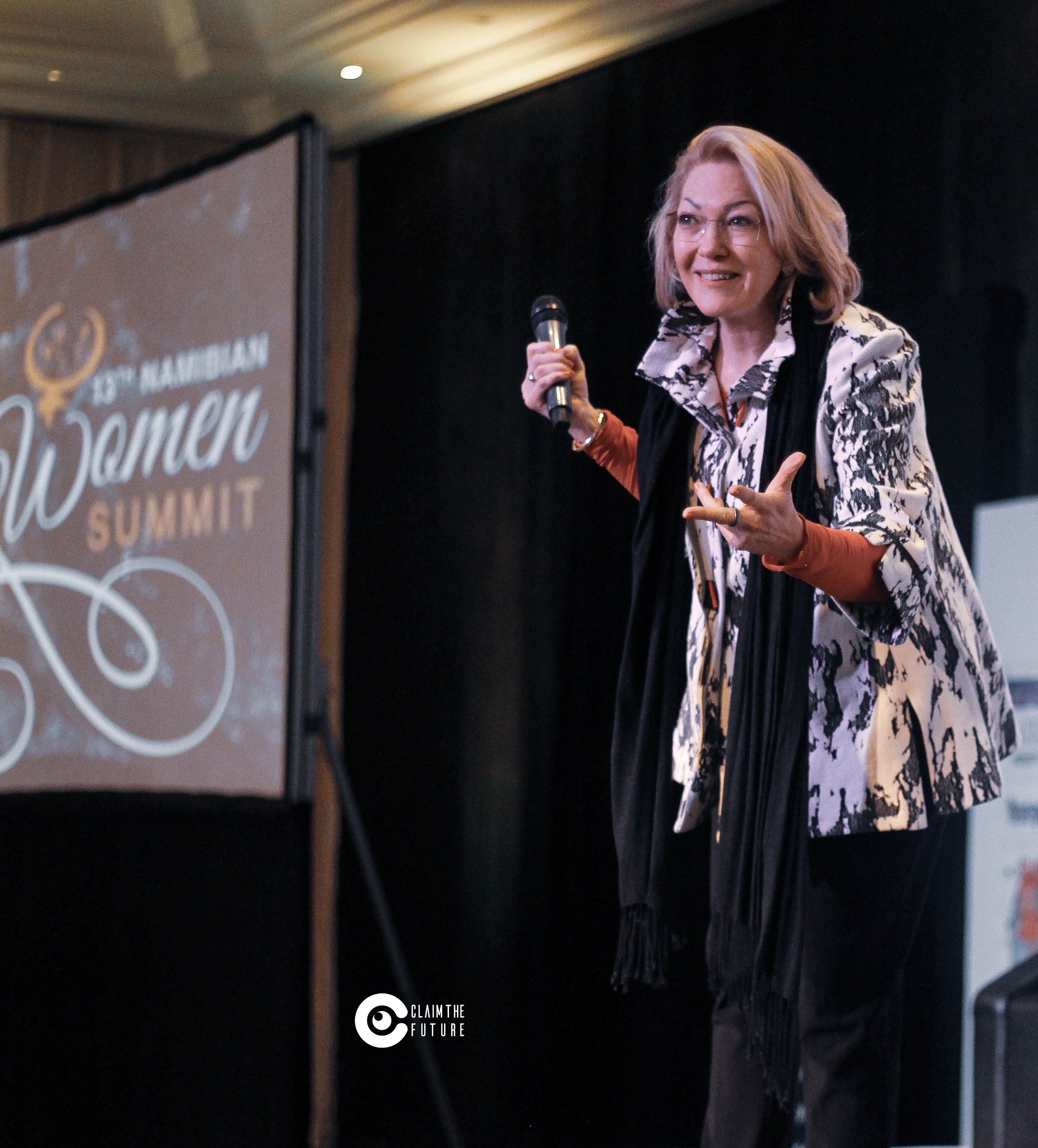 Linda Scott Women's Summit August 2019 3
